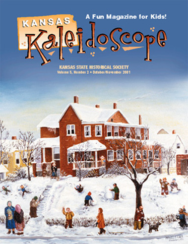 Kansas Kaleidoscope, October/November 2001