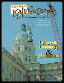 Kansas Kaleidoscope, December 2002/January 2003