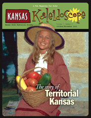 Kansas Kaleidoscope, October/November 2003