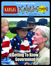 Kansas Kaleidoscope, August/September 2004