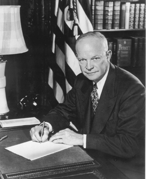 Dwight D. (Ike) Eisenhower