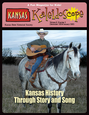 Kansas Kaleidoscope, December 2004/January 2005