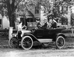 More than 15 million Model Ts were sold between 1908 and 1927