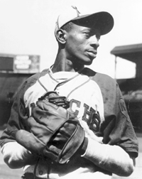 Satchel Paige, Kansas City Monarchs