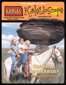Kansas Kaleidoscope, February 2005