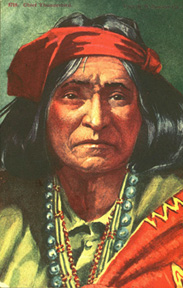manifest destiny and its negative effect native american p The issue of genocide and american indian history  the fact that it had that effect constitutes a  california's native american genocide, by brendan c.
