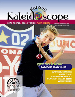 Kansas Kaleidoscope, August/September 2007