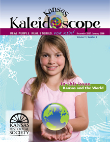 Kansas Kaleidoscope, December 2007/January 2008