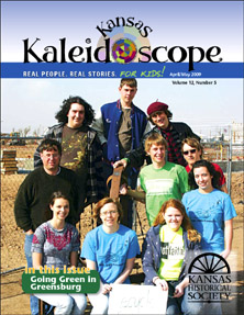 Kansas Kaleidoscope, April-May 2009