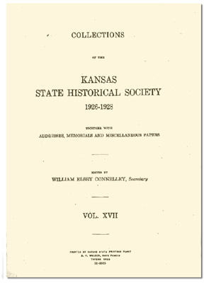 Kansas Historical Collections