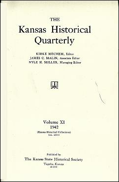 Kansas Historical Quarterly, February 1942