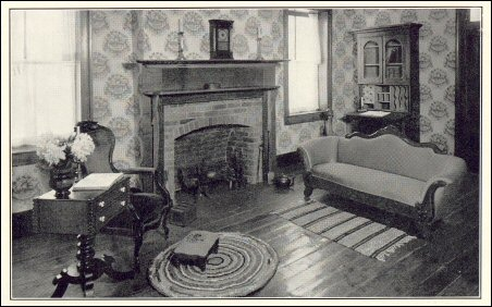 [The Thomas Johnson Living Room.]