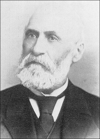 [Photograph of Charles Robinson (1818-1894), Conductor of the First Party, first governor of Kansas, and husband of the admirable Sarah Robinson.]