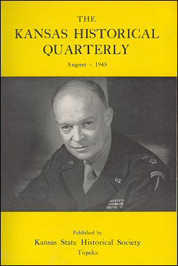 Kansas Historical Quarterly, August 1945