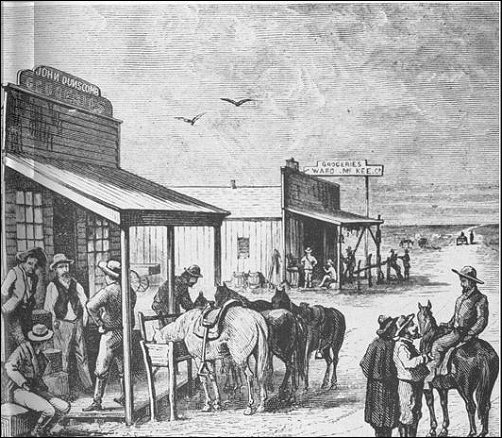 The Pictorial Record Of The Old West 1 Kansas