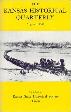 Kansas Historical Quarterly, August 1947