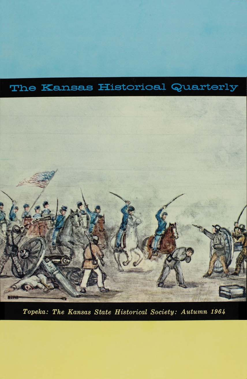Kansas Historical Quarterly, Autumn 1964