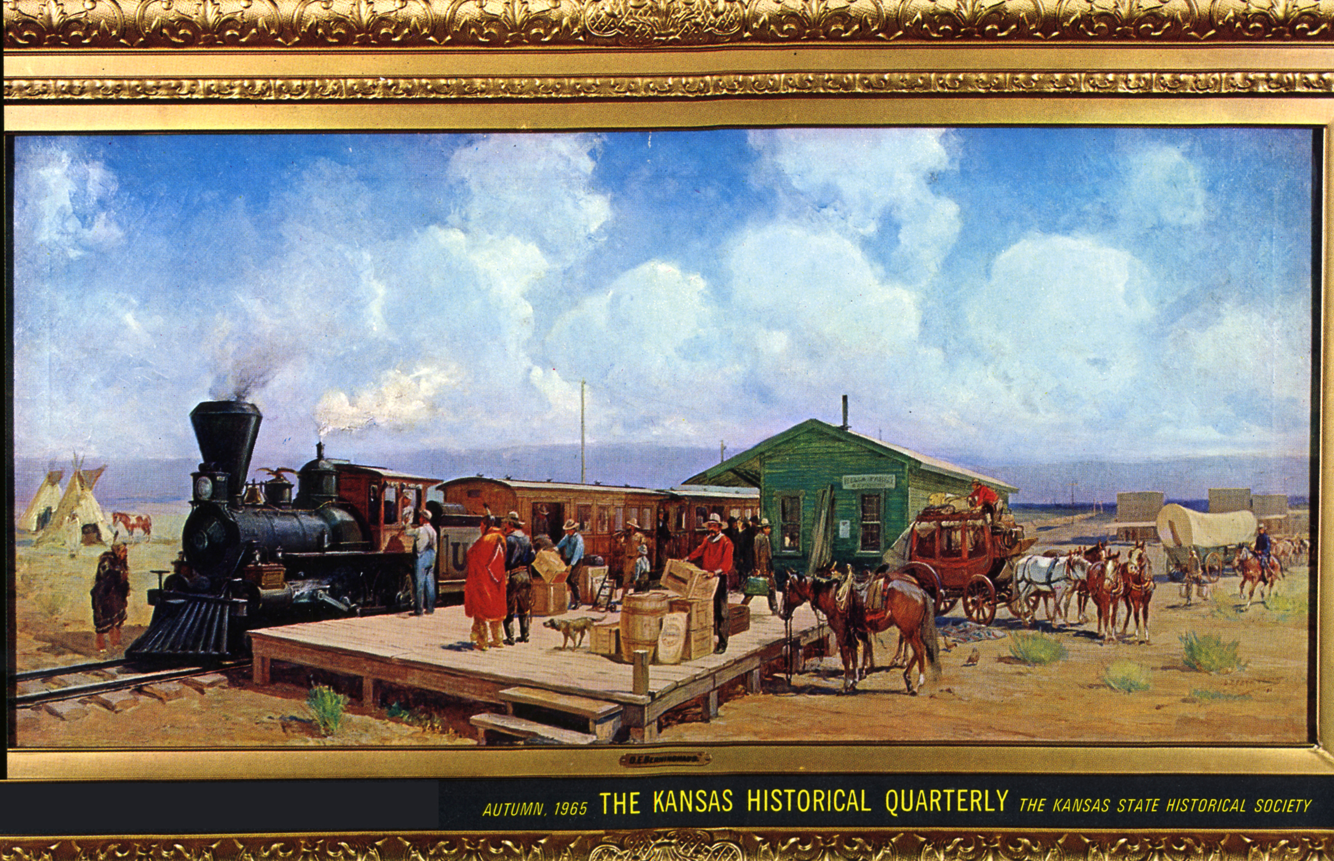 Kansas Historical Quarterly, Autumn 1965
