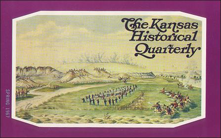 Kansas Historical Quarterly, Spring 1967