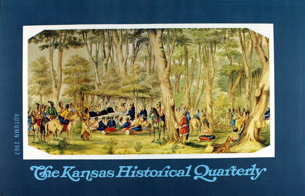 Kansas Historical Quarterly, Autumn 1967