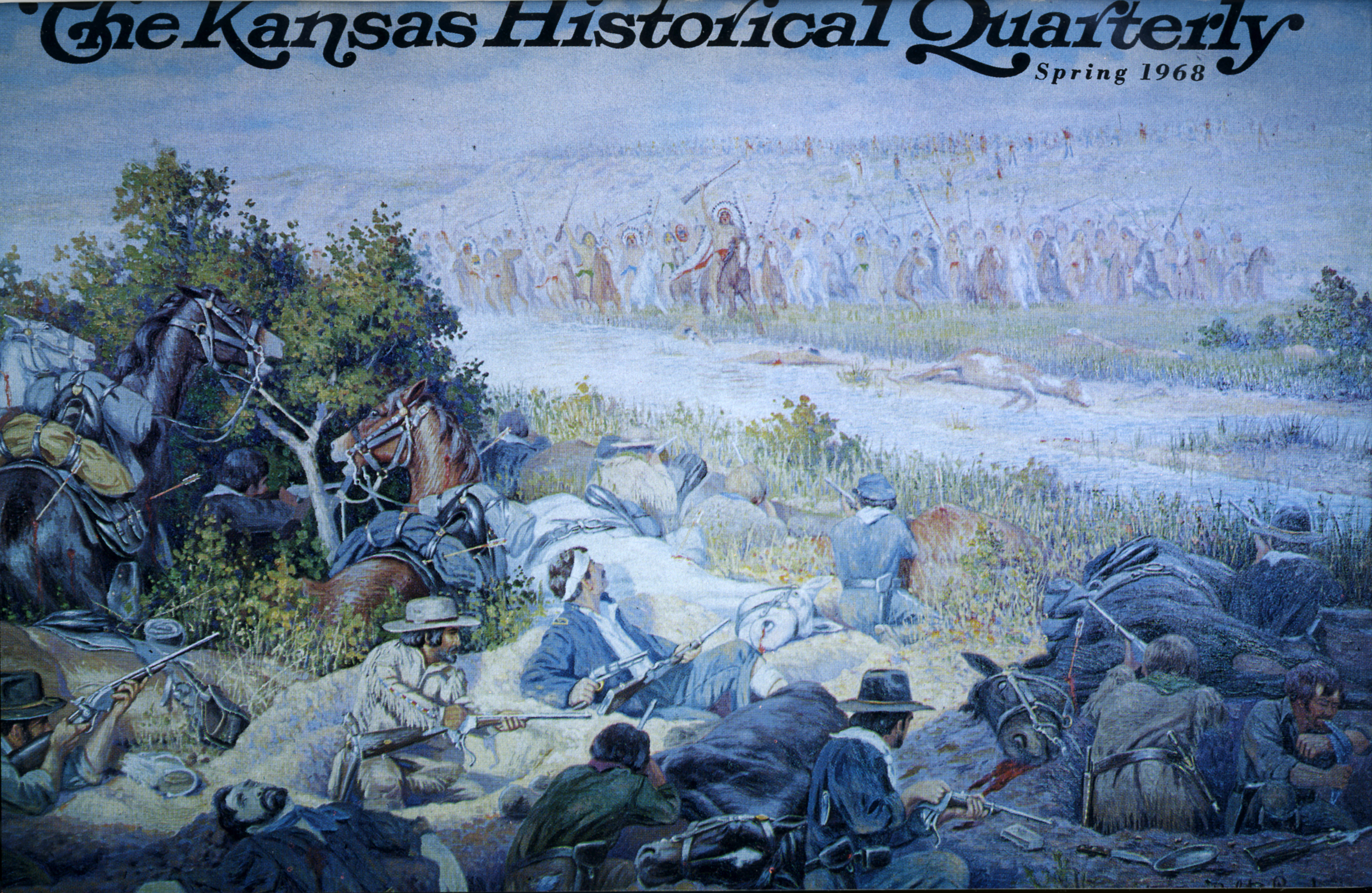 Kansas Historical Quarterly, Spring 1968