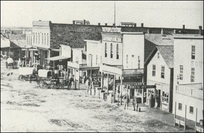 Great Bend in 1879