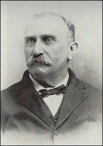Thomas J. Peter, first superintendent of AT&SF railroad