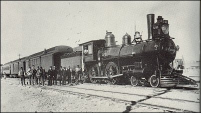 No. 541 locomotive