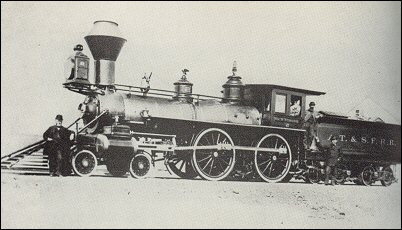 Number 2 locomotive