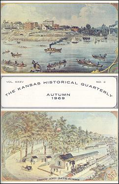 Kansas Historical Quarterly, Autumn 1969
