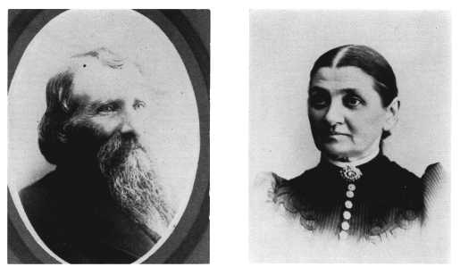 Walter and Alice Warner