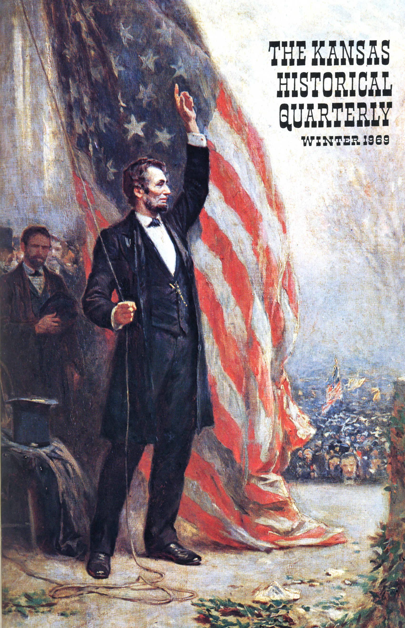 Kansas Historical Quarterly, Winter 1969