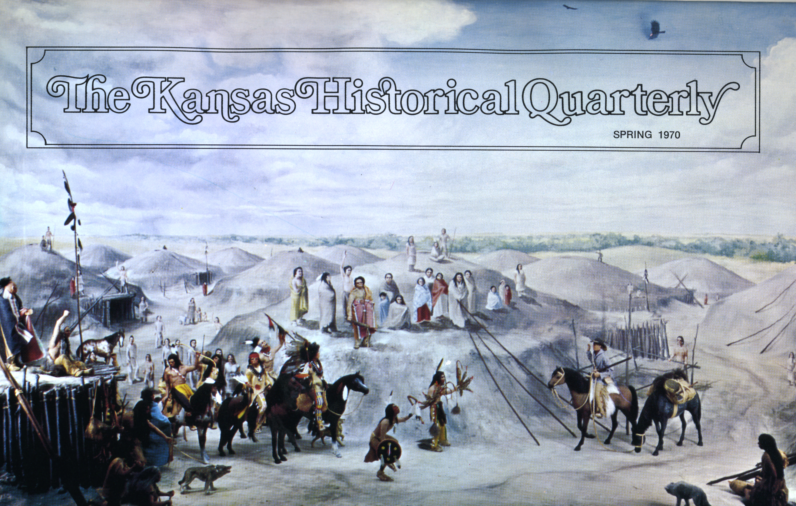 Kansas Historical Quarterly, Spring 1970