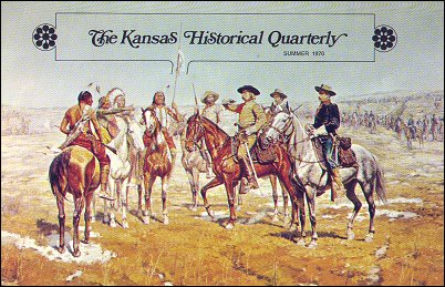 Kansas Historical Quarterly, Summer 1970