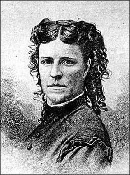 Elizabeth Inman Mathewson, ranch manager, pioneer, and wife of Buffalo Bill Mathewson