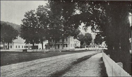 The Townshend, Vermont, home of Clarina Nichols