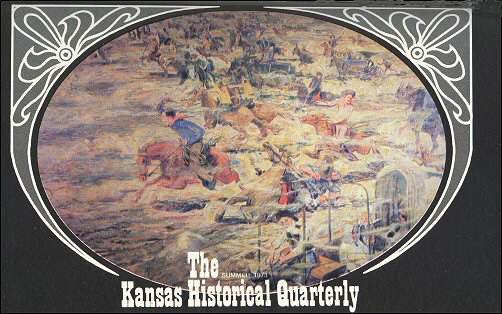Kansas Historical Quarterly, Summer 1973