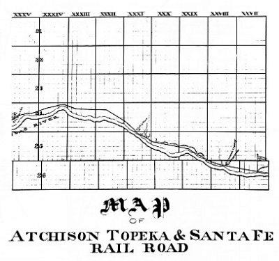 Section of their map reproduced facing page 353.