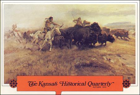 Kansas Historical Quarterly, Autumn 1973