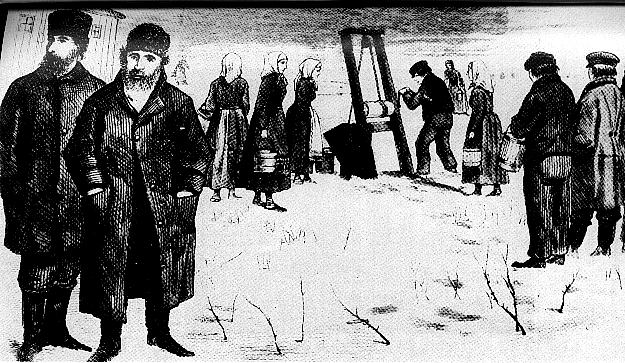 The Migration of the Russian-Germans to Kansas - Kansas