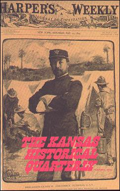 Kansas Historical Quarterly, Summer 1974