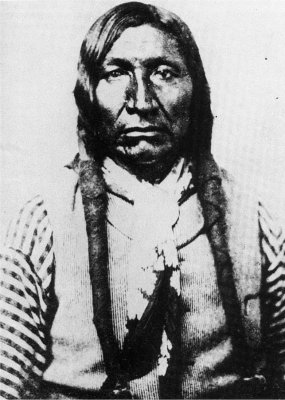 Arapaho chief Yellow Bear