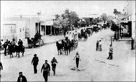 39ed9ff7b3f40 Wyatt Earp and the Buntline Special Myth - Kansas Historical Society