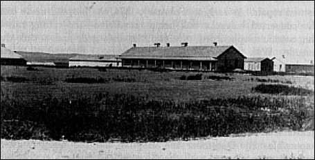 another view of Fort Wallace in 1880