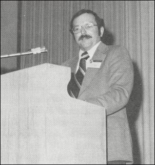 Burton J. Williams, 1976