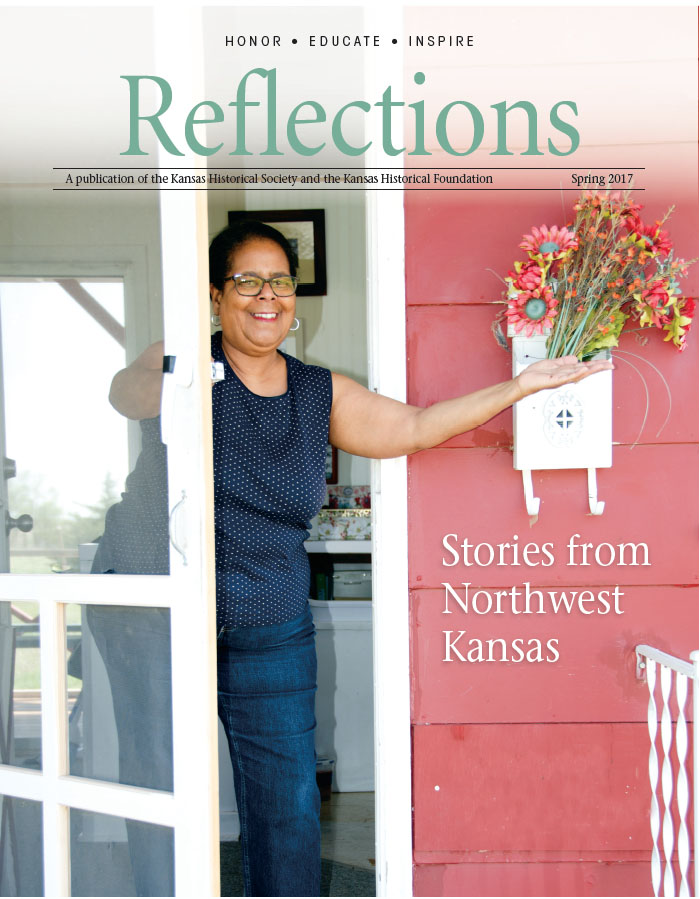 Reflections, latest issue