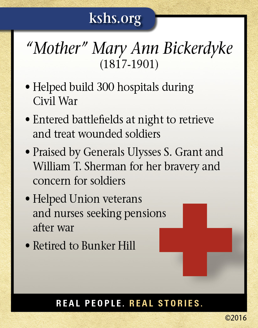 Mary Ann Bickerdyke