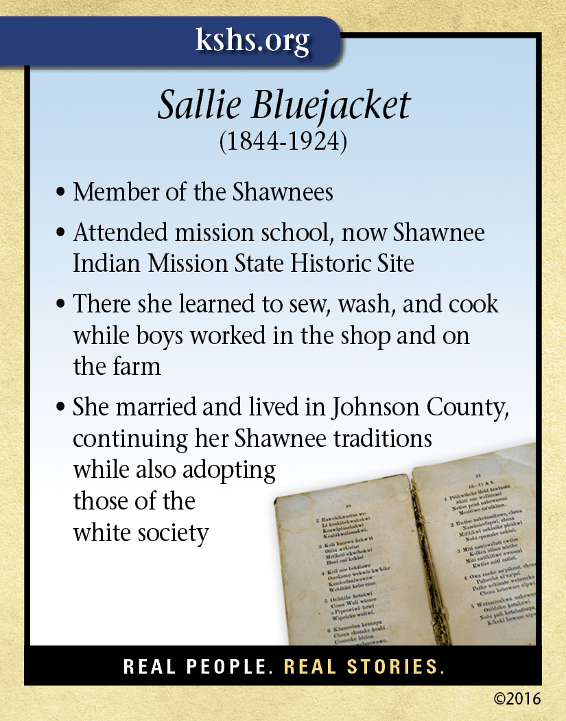 Sallie Bluejacket