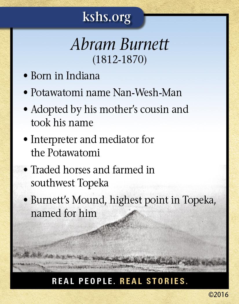 Abram Burnett