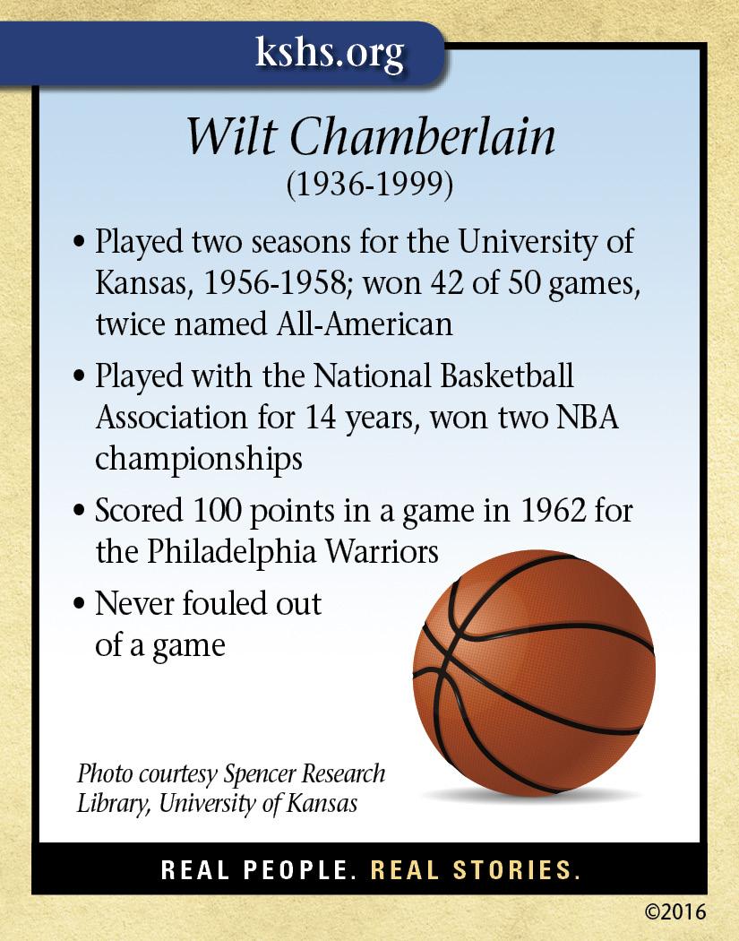 Walt Chamberlain